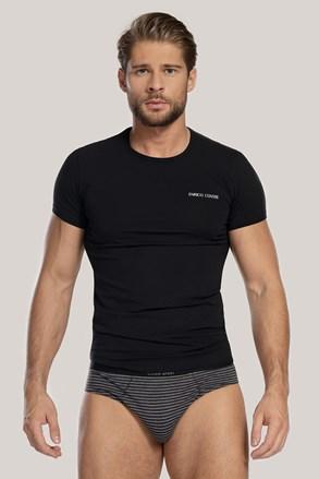 Černý SET trička a slipů Denver