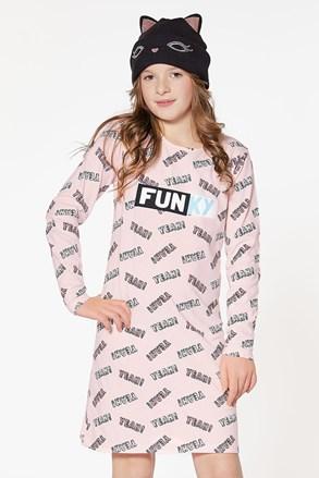 Dívčí noční košilka Funky