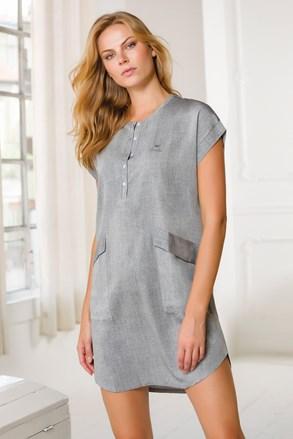 Dámské volnočasové šaty Navetta šedé