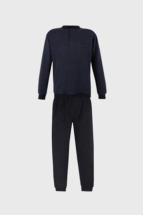 Kék férfi pizsama Corner
