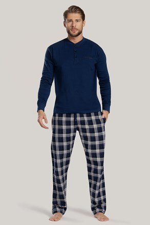 Modré pyžamo Augusto