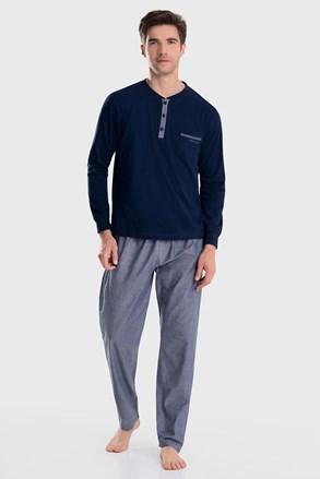 Modré pyžamo Dylan