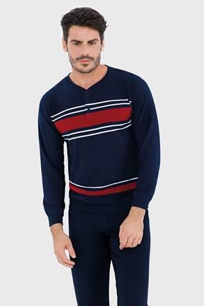 Modré pyžamo Leo