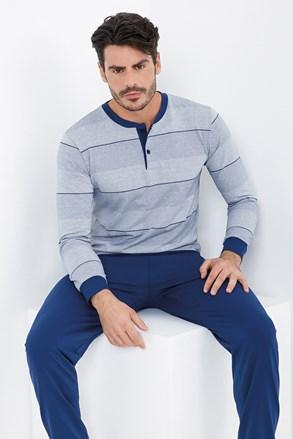 Modré pyžamo Benet