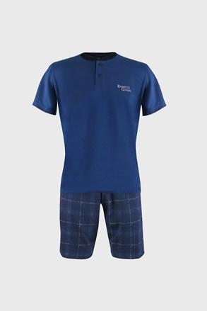 Modré pyžamo Markus