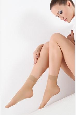 2PACK silonových ponožek Easy 15 DEN