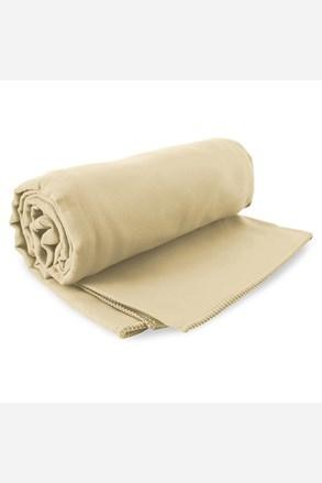 Rychleschnoucí ručník Ekea béžový