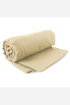Sada rychleschnoucích ručníků Ekea béžová