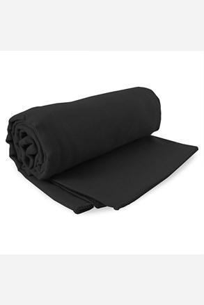 Rychleschnoucí ručník Ekea černý