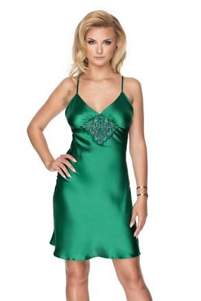Emerald szatén hálóing