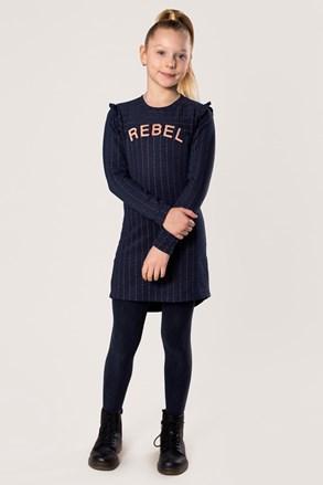 Dívčí šaty Rebel