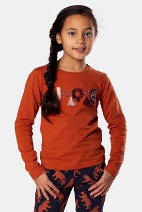 Dívčí tričko Rusty