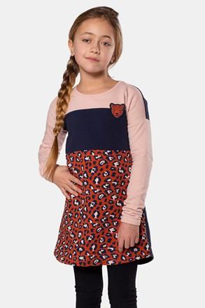 Dívčí šaty Wild