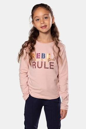 Dívčí tričko Rebel