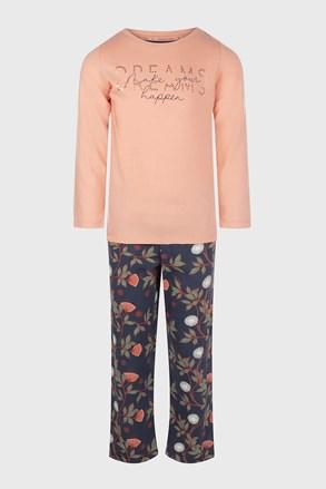 Dívčí pyžamo Diamant