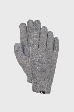 Dámské šedé rukavice Manicure