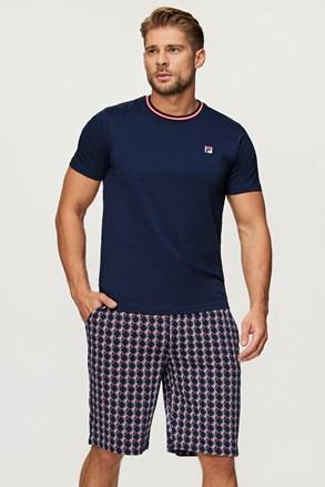 Tmavěmodré pyžamo FILA French Terry