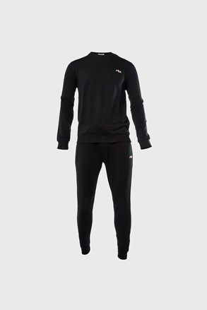 Черна пижама FILA Jordan