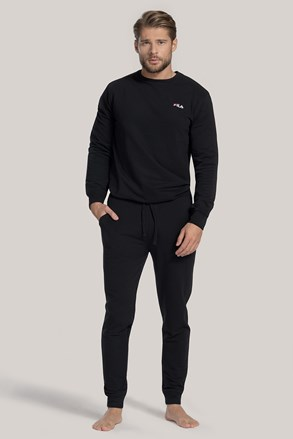 Černé pyžamo FILA Jordan