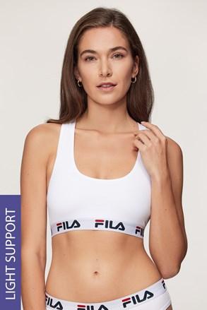 Sportovní podprsenka FILA Underwear White