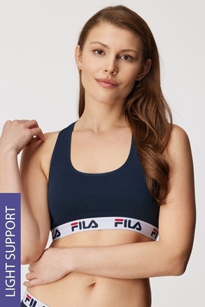 FILA Underwear Navy sportmelltartó
