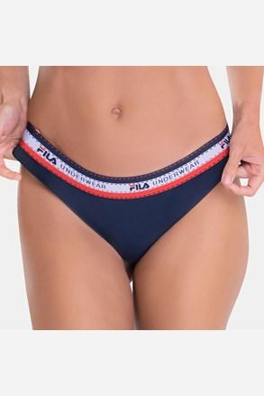Dámské kalhotky FILA Underwear Navy Brazilian
