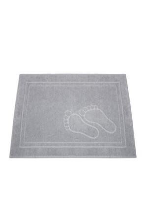 Feet fürdőszoba szőnyeg, világosszürke