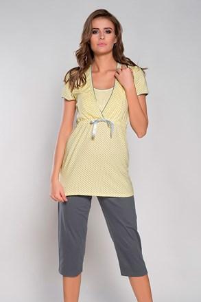 Mateřské kojicí pyžamo Felicita