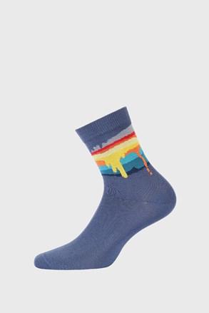 Chlapecké ponožky Coloring