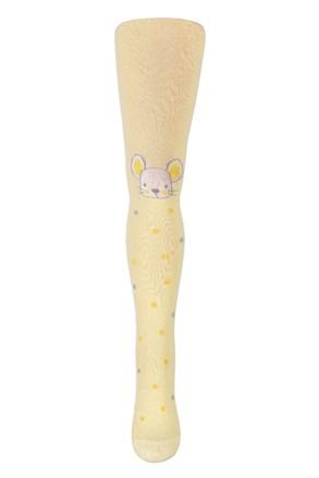 Dívčí punčochové kalhoty Mouse