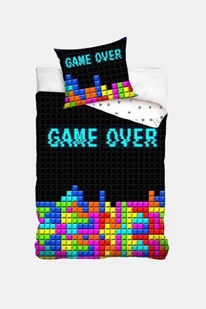 Dětské povlečení Game Over
