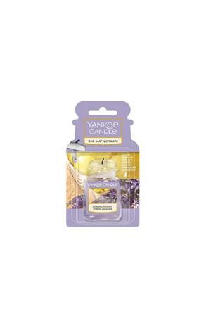 Gelová visačka do auta Yankee Candle Lemon Lavender