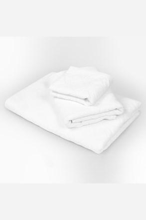 Velký ručník Charles bílý