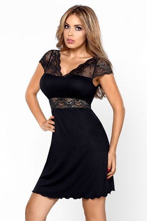 Elegantní košilka Helen Black