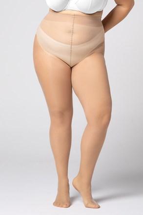 Punčochové kalhoty Plus Size Hip Notic 20 DEN