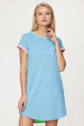 Noční košile Ralph Lauren Pique Sleeptee