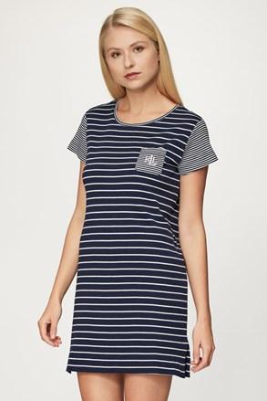 Noční košile Ralph Lauren Mixed Stripe