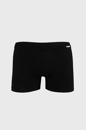 Černé boxerky Infinity