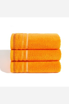 Ručník Jasmina oranžový