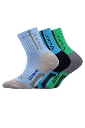 3 pack sportovních dětských ponožek Josífek