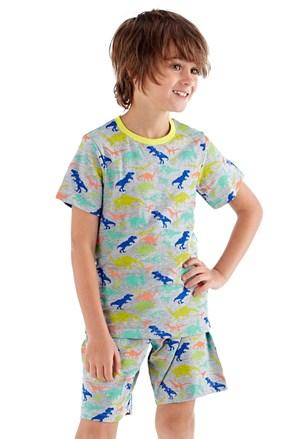 Chlapecké pyžamo Roar krátké