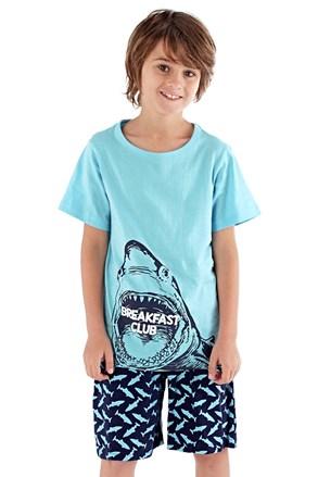 Chlapecké pyžamo Shark