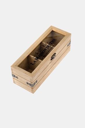 Dřevěná krabička na čaj malá