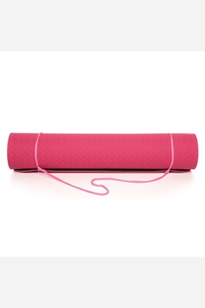 Růžová jogamatka LOAP Aarti