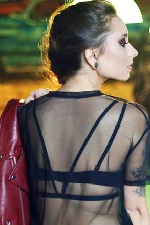 Декоративни презрамки за гръб Katie