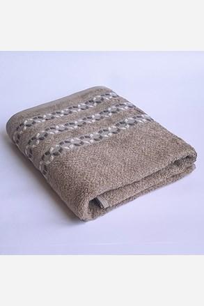 Bambusový ručník Kiara šedý