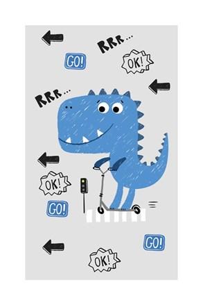 Dinosaurus gyerek törölköző