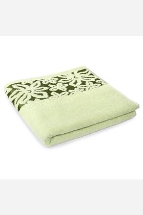 Ručník Fiore zelený