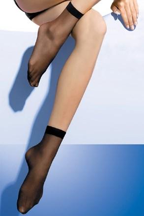 2 PACK punčochových ponožek LAR 15 DEN