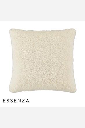 Dekorační polštář Essenza Lammy bílý